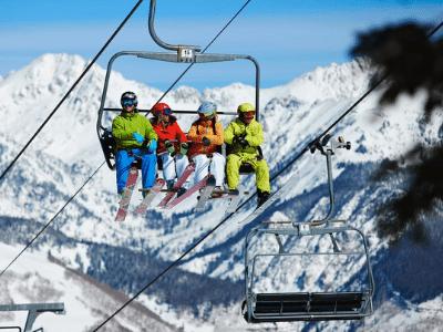 Vail Ski lift