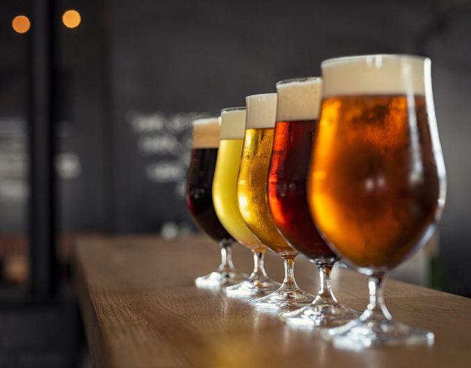 pocono-beverage-trail-craft-beer-lineup