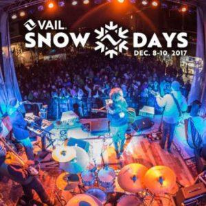 Vail Snow Days 2017