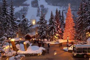Vail Holidaze Tree Lighting