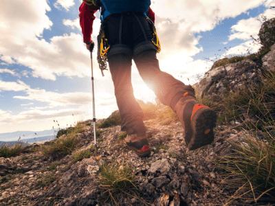 Hiking Vail Colorado