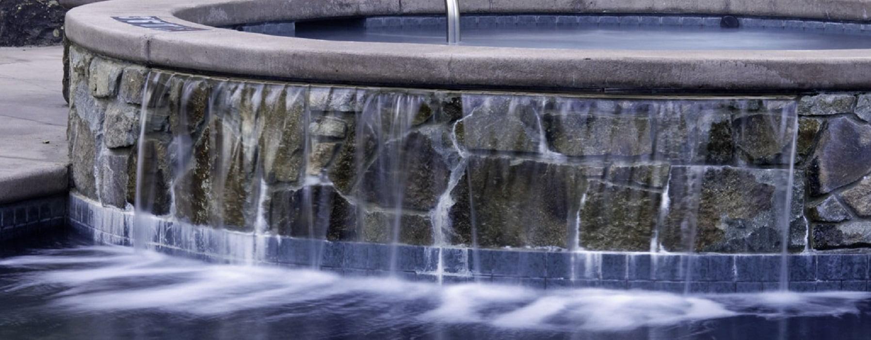 lodge fountain