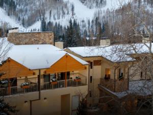 Lodge at Lionshead (1) exterior
