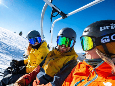 Skiing and Snowboarding Vail