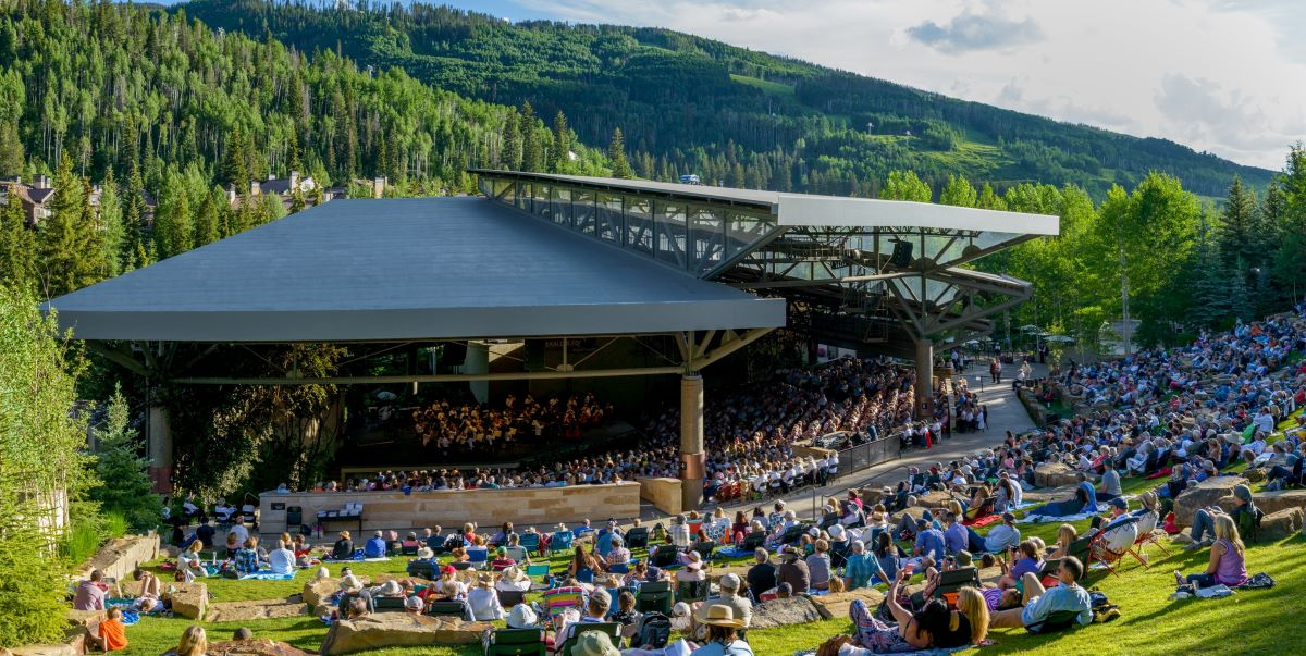 Concert at Ford Amphitheater